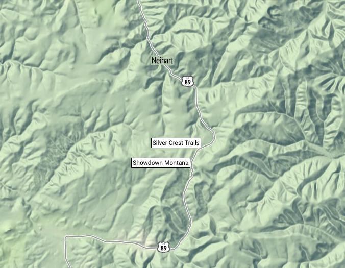 Snotel Montana Map.Location Silver Crest Trails Association